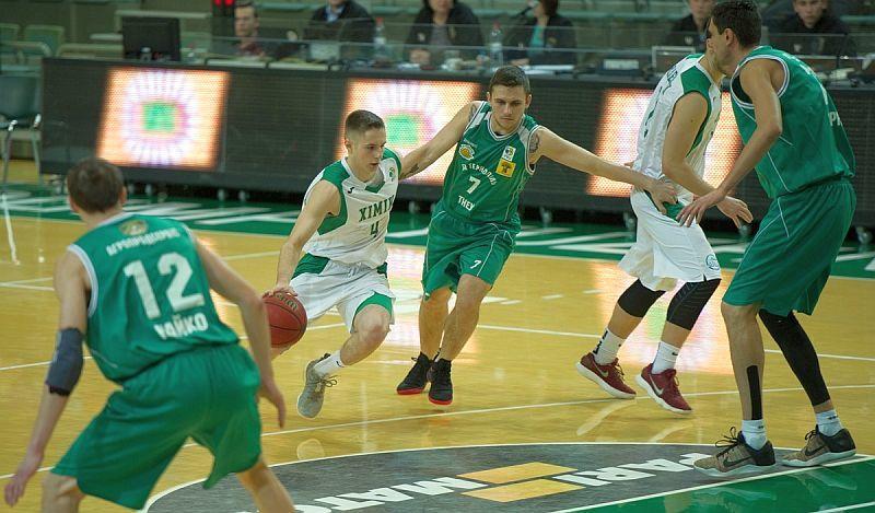 Тернопіль захопив лідерство в бронзовій серії плей-оф Вищої ліги