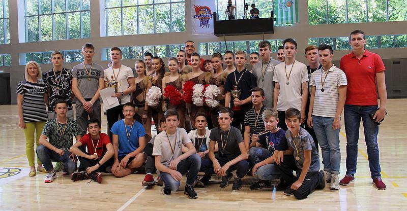 У Кам'янському відбувся дебютний Кубок СК Прометей