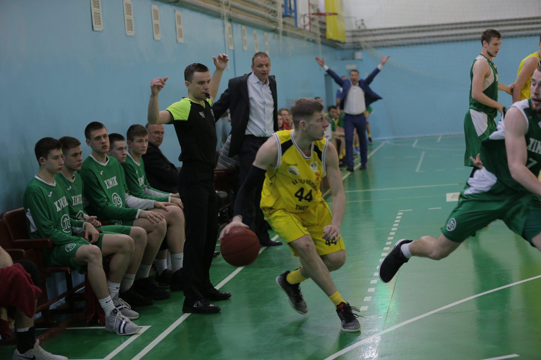 Тернопіль подвоїв перевагу в серії за бронзу Вищої ліги