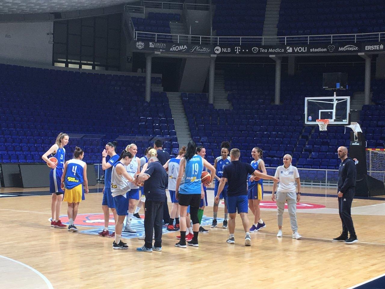 Збірна України проведе перший контрольний матч перед чемпіонатом Європи
