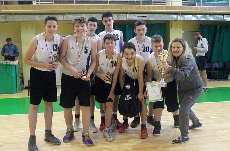 У Львові завершилися змагання Шкільної баскетбольної ліги
