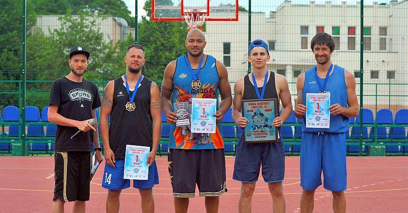У Южному відбувся ювілейний турнір з баскетболу 3х3