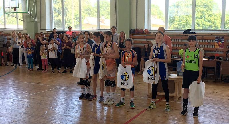 Визначено переможця ВЮБЛ серед дівчат 2007 р.н. в дивізіоні Б