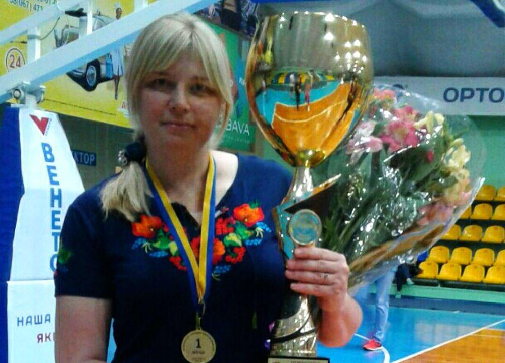 Інтерв'ю Світлани Полянської - дитячого тренера, яка виграла комплект медалей в одному сезоні!