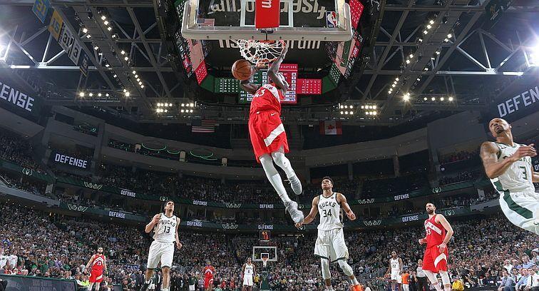 Найкращі моменти Торонто в плей-оф НБА