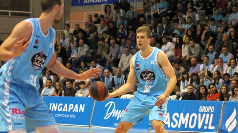 Українець Герун ввійшов в топ-5 гравців чемпіонату Іспанії