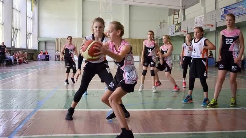 ВЮБЛ (дівчата-2007): зіграно другі матчі фінального етапу