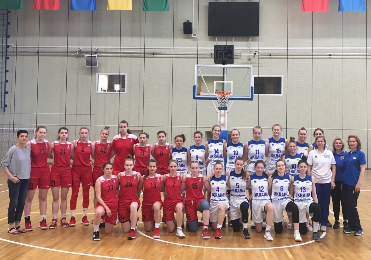 Жіноча збірна України U-16 обіграла Білорусь у контрольному матчі