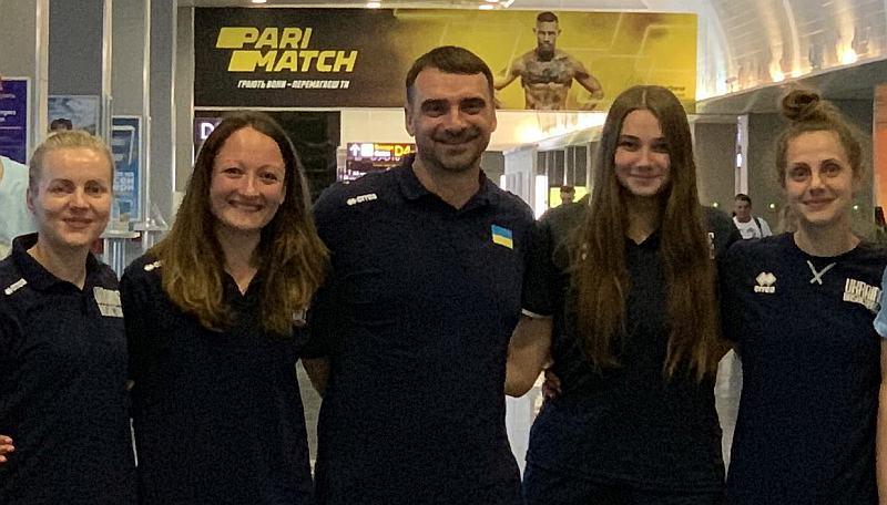 Збірна України зіграє на етапі Жіночої серії 3х3