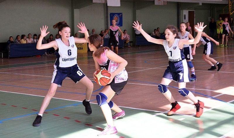 Фінальні матчі у ВЮБЛ серед дівчат 2007 р.н: фотогалерея