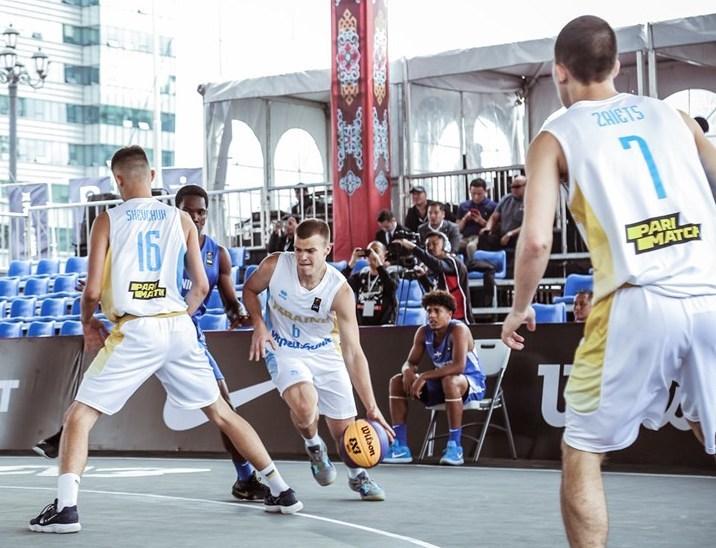Чоловіча збірна України поступилась у другому матчі на чемпіонаті світу U-18