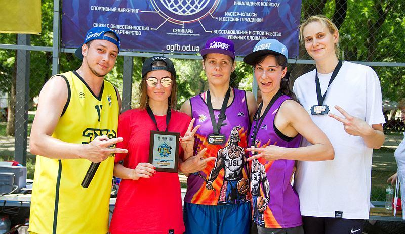 У Одесі відбувся турнір 3х3 Street Game Odesa