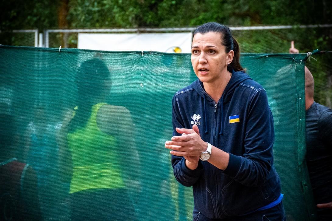 Олена Жержерунова: батьки у захваті, що їхнім дітям подарували баскетбольну казку