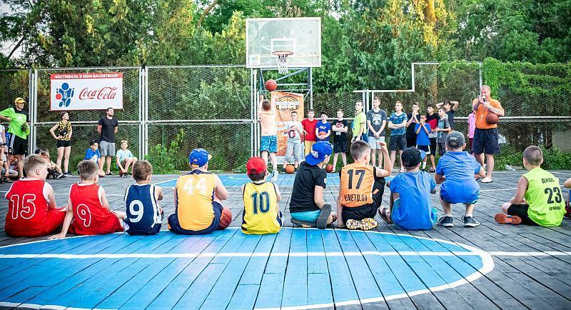 Миттєвості другого дня Фестивалю мінібаскетболу: фотогалерея