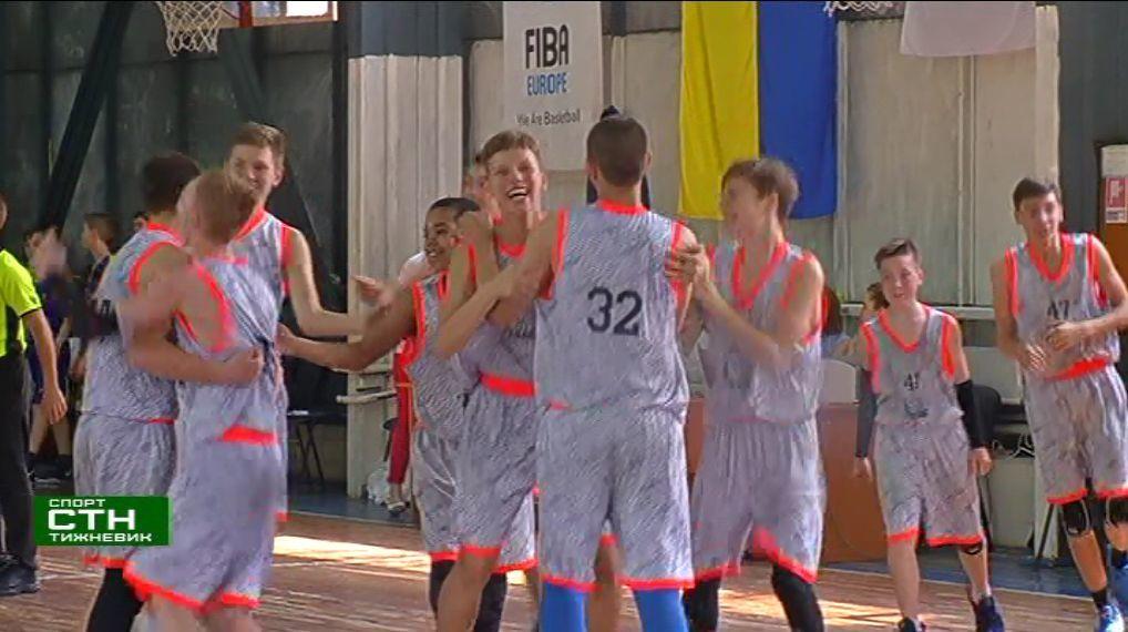 Справжній баскетбольний фінал: телерепортаж