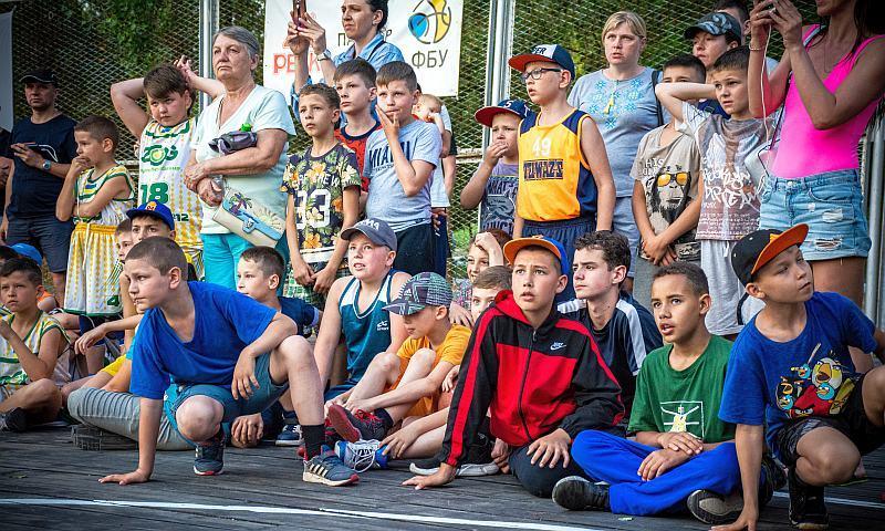 Третій день Фестивалю мінібаскетболу: фотогалерея