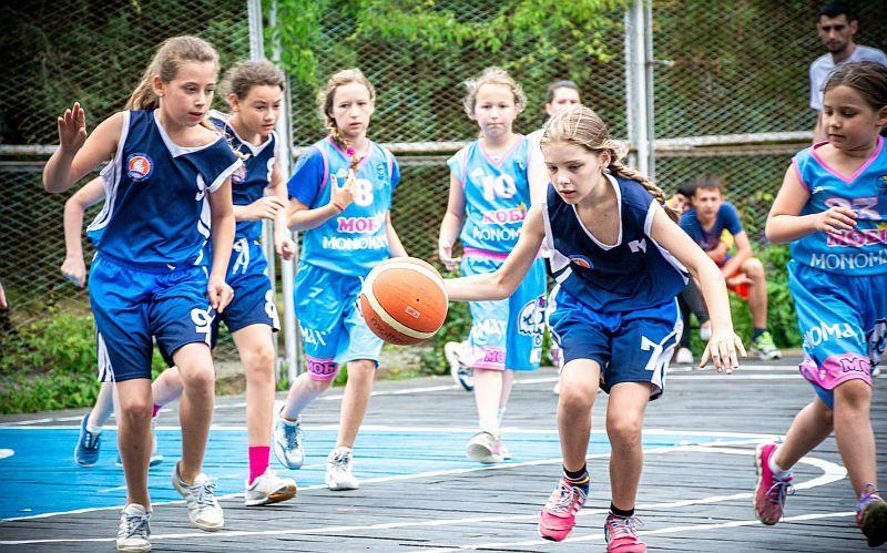Яскраві моменти четвертого дня Фестивалю мінібаскетболу: фотогалерея