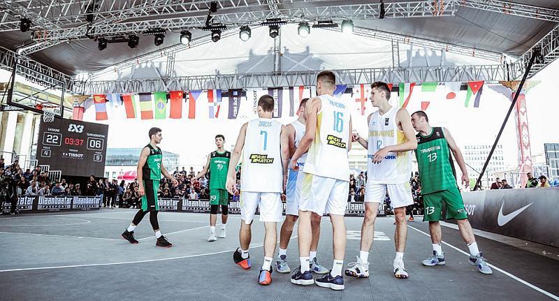 Україна зіграє в чвертьфіналі чемпіонату світу U-18 з баскетболу 3х3