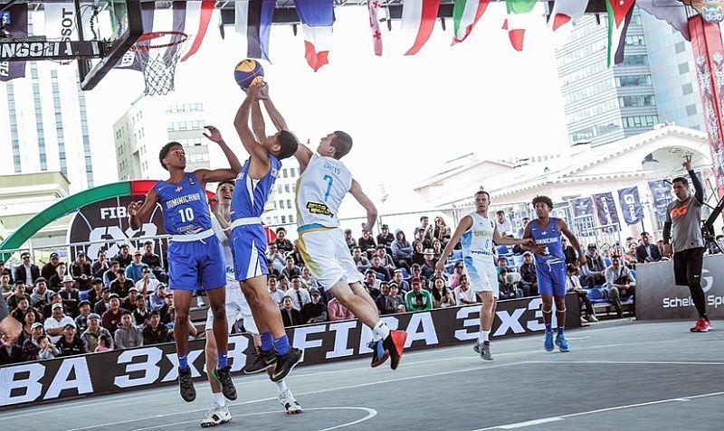 Українці серед найкращих на чемпіонаті світу U-18 з баскетболу 3х3