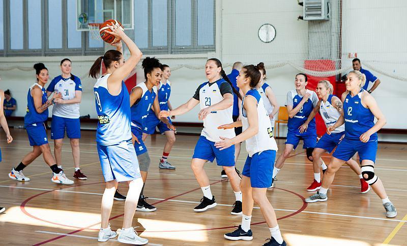 Відкрите тренування збірної України: суміш досвіду і молодості