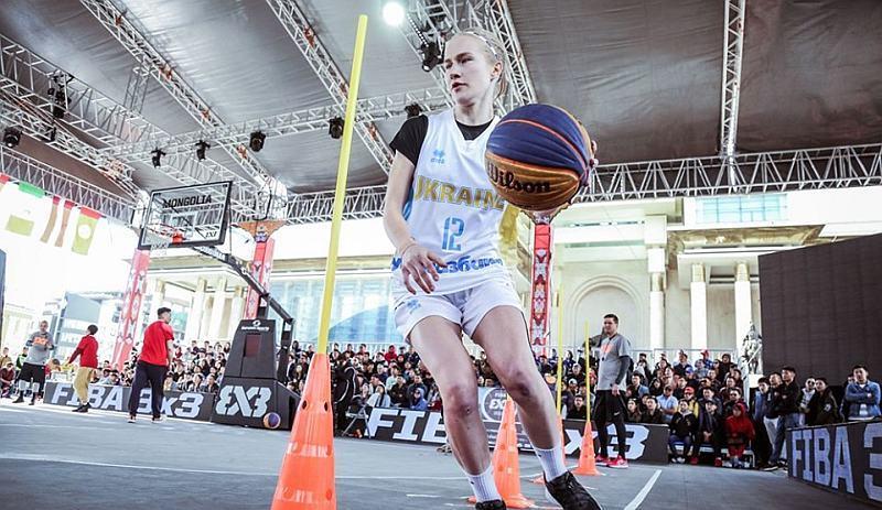 Українка Космач перемогла в конкурсі майстерності на чемпіонаті світу 3х3