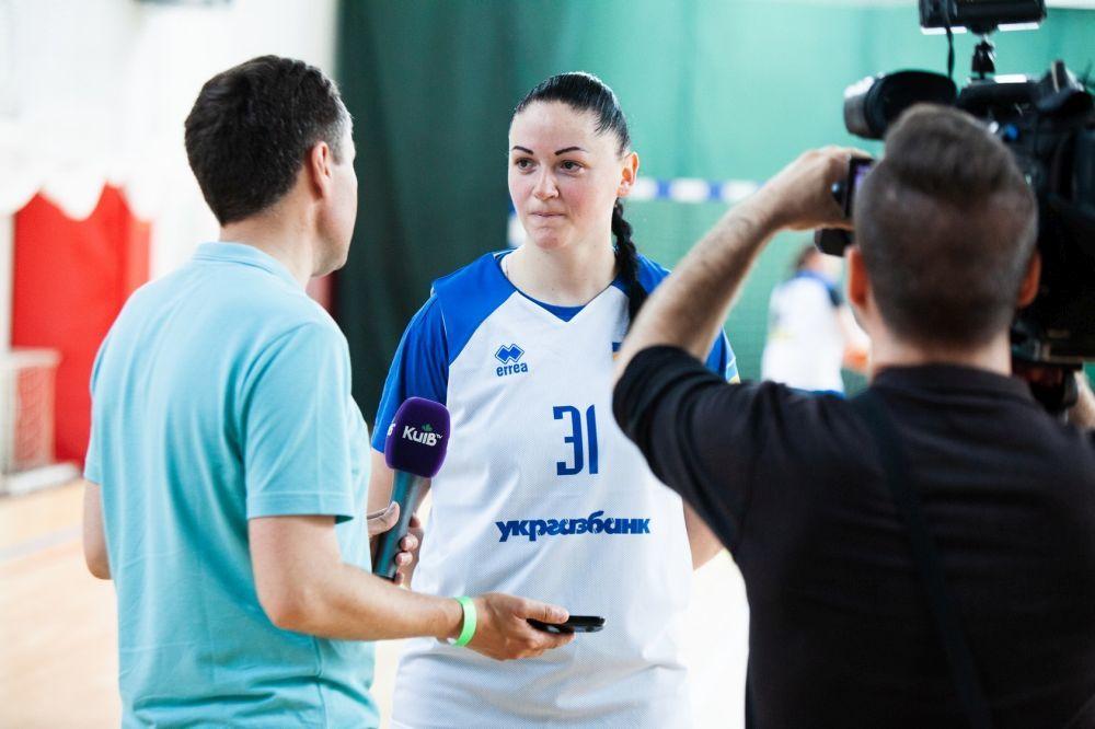 Анна Ольховик: маємо націлюватися на більш високий результат