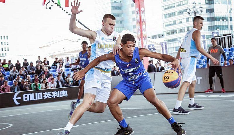 Баскетбол 3х3: онлайн відеотрансляція фіналу чемпіонату світу