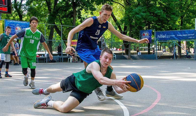 Турнір 3х3 Street Game Odesa: фотогалерея