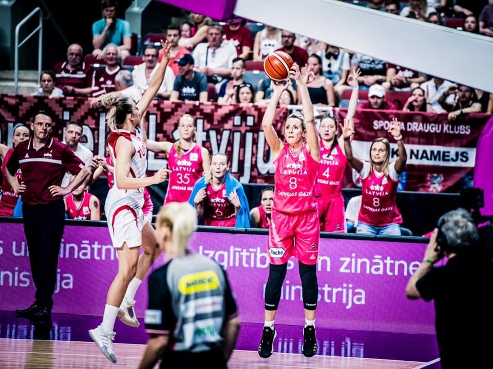 Суперниці України: Латвія крупно поступилась Туреччині, перший контрольний матч британок