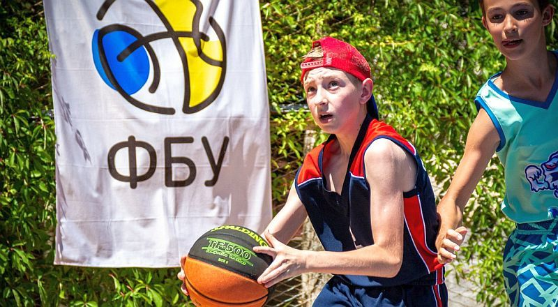 Стартувала друга зміна Фестивалю мінібаскетболу: фотогалерея