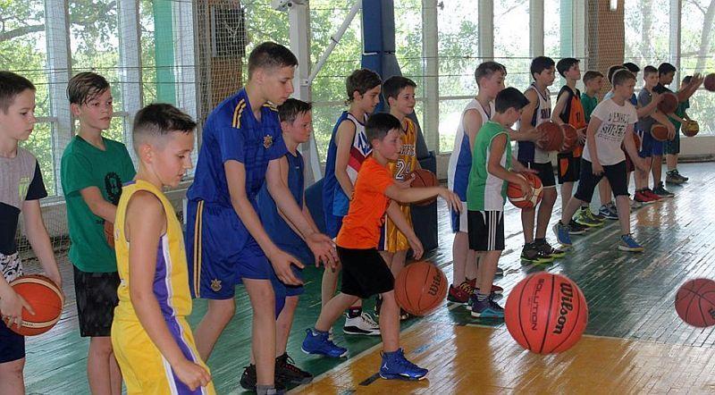 У Львові відбувся семінар з початкових занять баскетболом