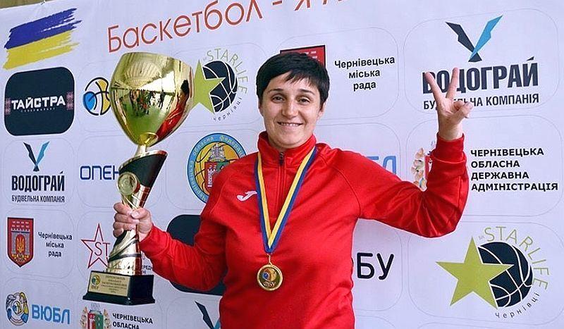 Наталія Євтушевська: не вірила в чемпіонство, поки не отримала кубок