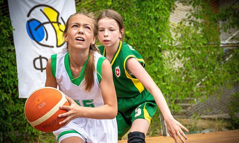 На Херсонщині триває Фестиваль мінібаскетболу: фотогалерея