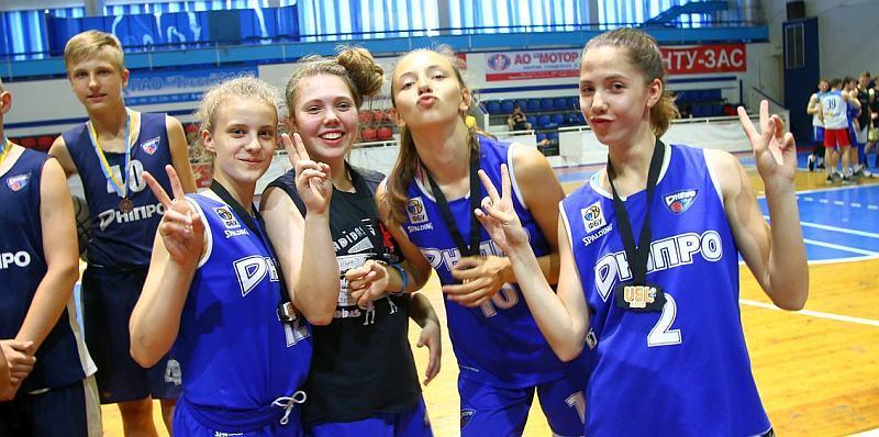 Юнацькі команди зіграли на турнірі 3х3 у Запоріжжі: фотогалерея