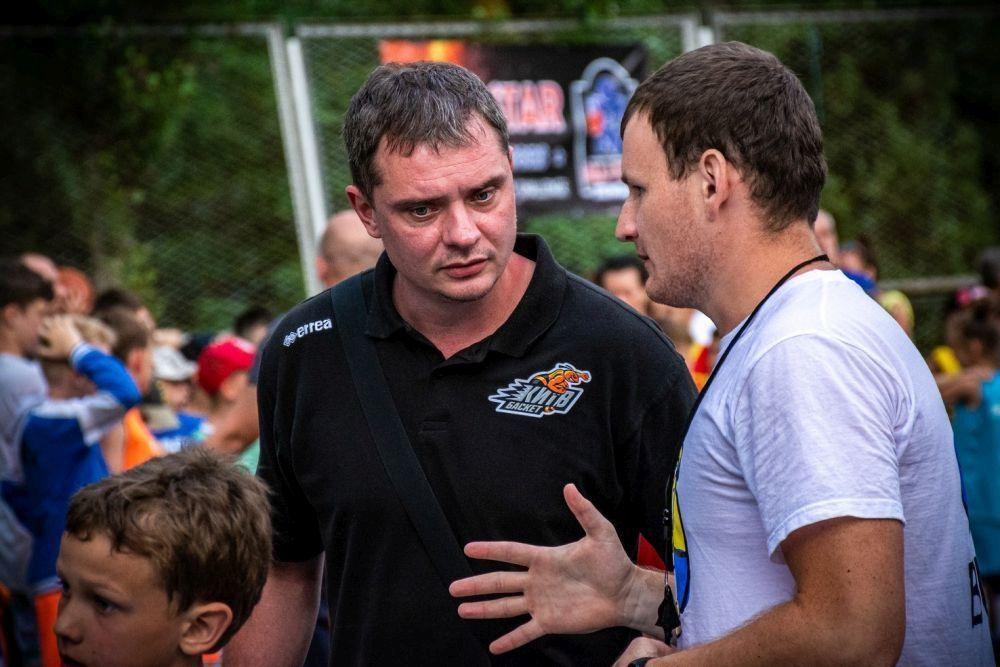 Максим Балашов: баскетбол розкриває дітей з найкращого боку