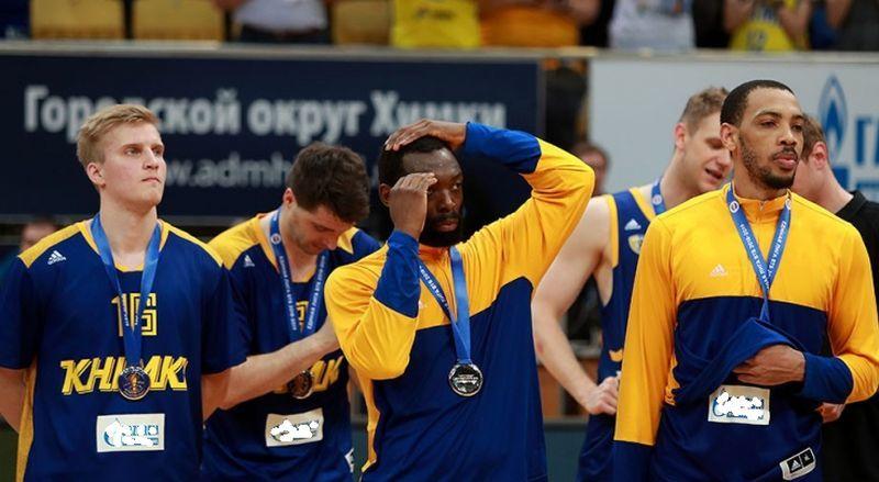 У Москві пограбували баскетболістів під час фіналу (відео)