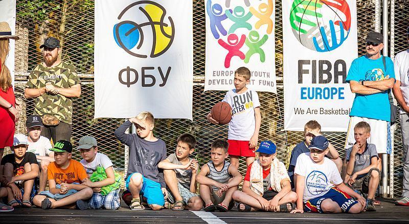Ще один день Фестивалю мінібаскетболу: фотогалерея