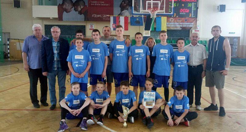 Юні львів'яни фінішували третіми на турнірі в Польщі