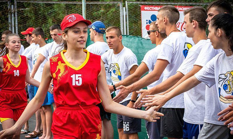 Заключні миттєвості Фестивалю мінібаскетболу: фотогалерея