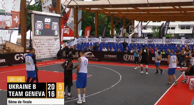 Збірні України вийшли в чвертьфінал турніру в Вуароні