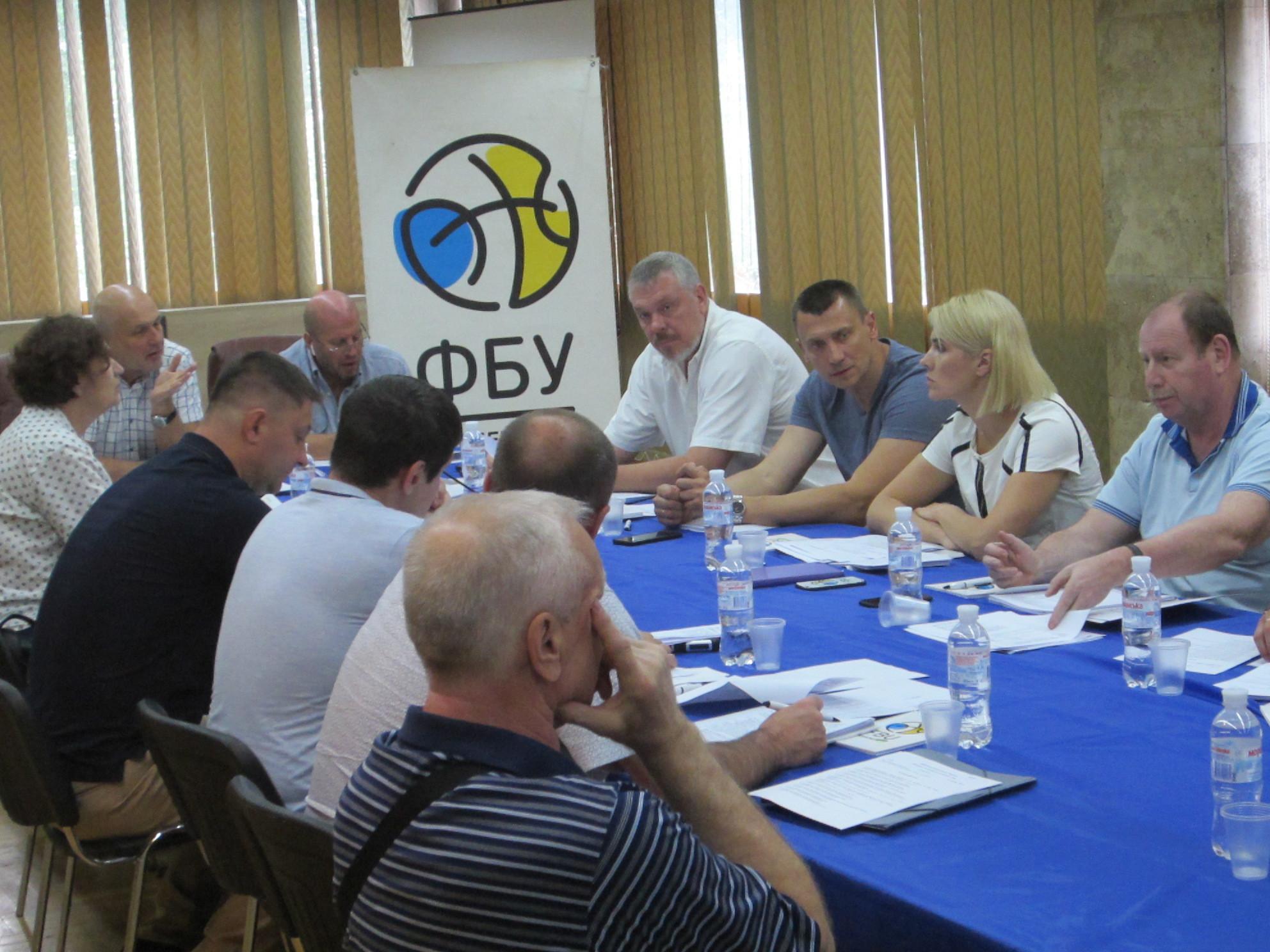 У Києві пройшло засідання Виконавчого комітету ФБУ