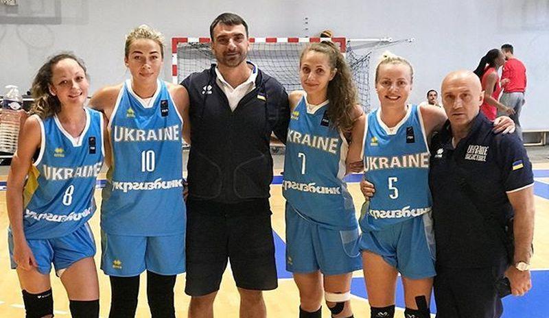 Збірна України вийшла в фінал турніру в Вуароні