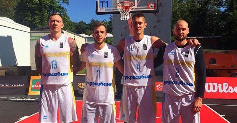 Друга чоловіча збірна України зіграє за третє місце турніру в Вуароні