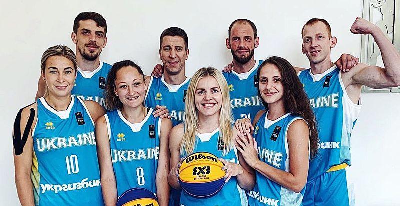 Збірні України стартують на чемпіонаті світу з баскетболу 3х3
