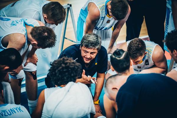 Олександр Ворона: на турнірі у Києві хочу побачити у команди характер