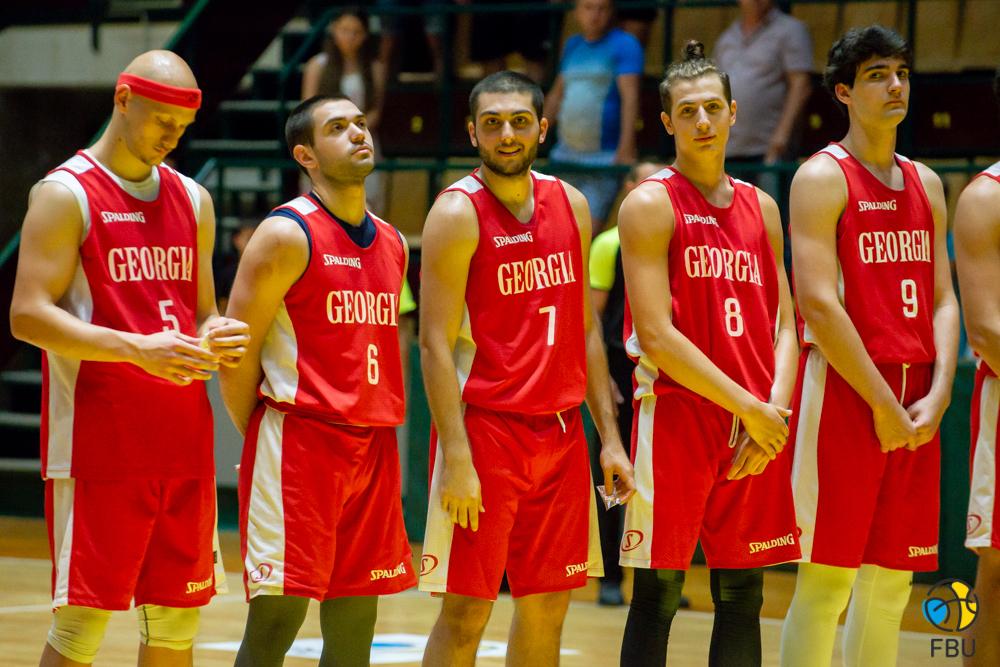 Грузія обіграла Словаччину на турнірі у Києві