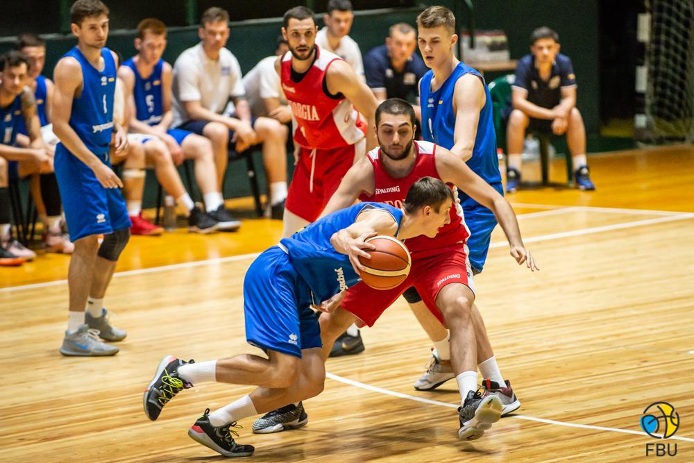 Збірна України U-20 перемогла Грузію U-20 та стала переможцем турніру в Києві