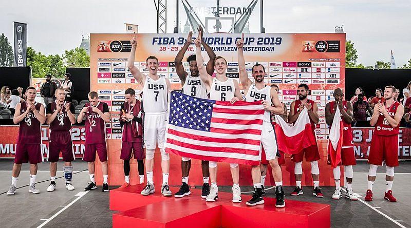 Україці восьмі на чемпіонаті світу 3х3: підсумки змагань