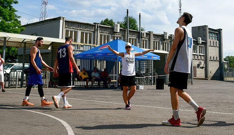 У Запоріжжі відбувся етап чемпіонату України УСЛ 3х3: фотогалерея