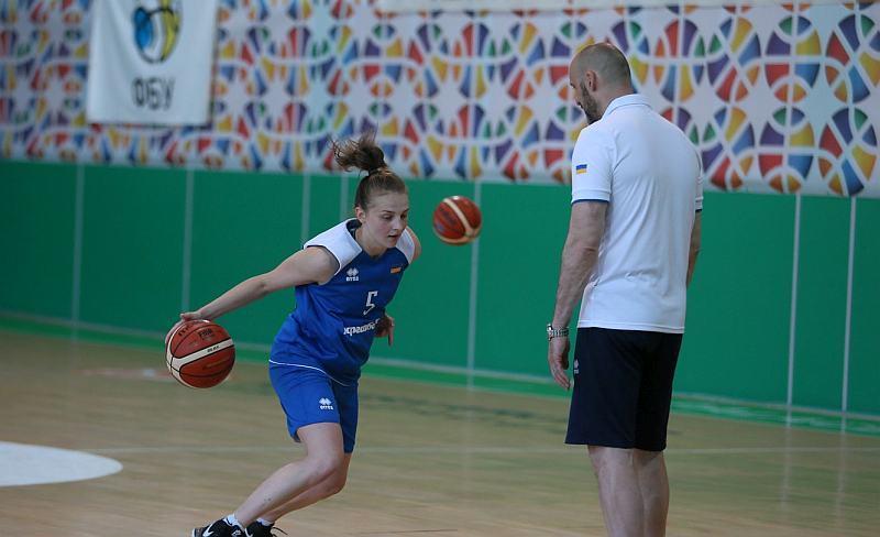 Збірна України провела відкрите тренування перед чемпіонатом Європи: фотогалерея